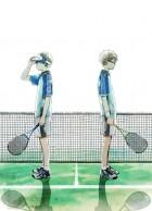 dessins animés mangas - Hoshiai no Sora