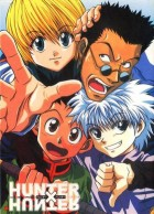 anime manga - Hunter X Hunter
