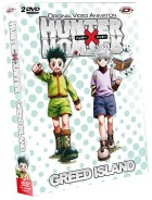 Dvd - Hunter X Hunter - Greed Island et GI Final - OAV