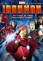 Dvd - Iron Man - L'attaque des Technovores