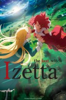 dessins animés mangas - Izetta The Last Witch