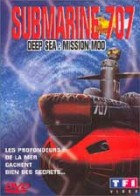 anime manga - Submarine 707 - Deep Sea Mission Mu