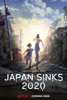 manga animé - Japan Sinks : 2020