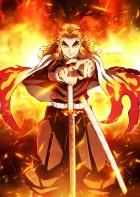 dessins animés mangas - Demon Slayer - Le train de l'infini