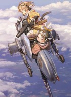 dessins animés mangas - Last Exile - The Silver Wing