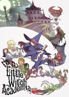 manga animé - Little Witch Academia (OAV)