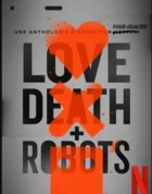 manga animé - Love, Death and Robots