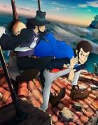 manga animé - Lupin III - L'aventure Italienne