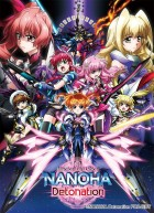 manga animé - Magical Girl Lyrical Nanoha Detonation