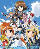 manga animé - Magical Girl Lyrical NANOHA StrikerS