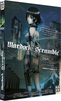 dessins animés mangas - Mardock Scramble - The First Compression