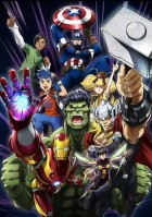 import animé - Marvel Future Avengers
