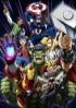 import animé - Marvel Future Avengers