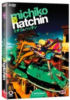 anime manga - Michiko and Hatchin