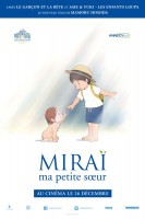 manga animé - Miraï, ma petite soeur