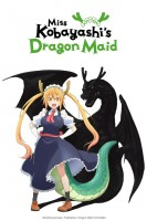 manga animé - Miss Kobayashi's Dragon Maid - Saison 1