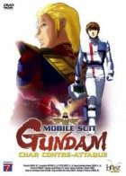 Dvd - Mobile Suit Gundam - Char Contre-Attaque