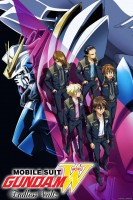 anime - Mobile Suit Gundam Wing : Endless Waltz