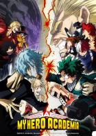 anime - My Hero Academia - Saison 3
