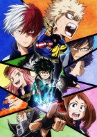 anime - My Hero Academia - Saison 2