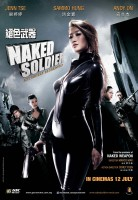 dvd ciné asie - Naked Soldier
