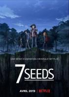 dessins animés mangas - 7 Seeds