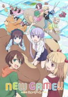 anime - New Game!! (Saison 2)