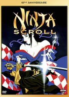 manga animé - Ninja Scroll - Film