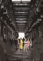 manga animé - Occultic;Nine