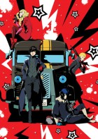 manga animé - Persona 5 - The Animation : The Day Breakers