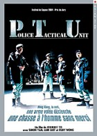 manga animé - PTU - Police Tactical Unit