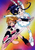 dessins animés mangas - Pretty Cure