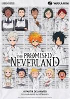 manga animé - The Promised Neverland
