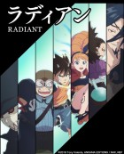 import animé - Radiant
