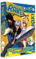 dessins animés mangas - Rave Master