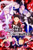 anime - Re:Zero - Starting life in another world- Collector Box - DVD Vol.1