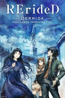 dessins animés mangas - RErideD – Derrida, who leaps through time –
