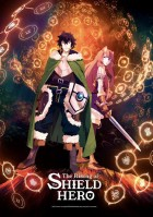 manga animé - The rising of the shield Hero