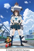 manga animé - Robotics - Notes