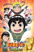 anime - Naruto SD - Rock Lee - Les péripéties d'un ninja en herbe