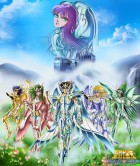 anime manga - Saint Seiya - Les Chevaliers du Zodiaque - Elysion