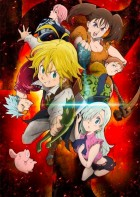 manga animé - Seven Deadly Sins