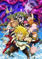 manga animé - Seven Deadly Sins - Prisoners of the Sky