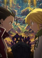 manga animé - Seven Deadly Sins S2 - Revival of the Commandments