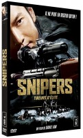 manga animé - Snipers, tireurs d'élite