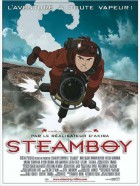 dessins animés mangas - Steamboy