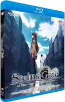 dessins animés mangas - Steins Gate - Déjà vu in the load area (Film)