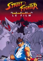 manga animé - Street Fighter Alpha
