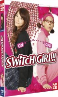 anime manga - Switch Girl