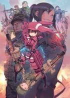 import animé - Sword Art Online Alternative - Gun Gale Online